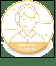 employee helpdesk icon